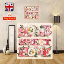 5D DIY Full Drill Diamond Painting Sweet Home Cross Stitch Embroidery Kits Decor