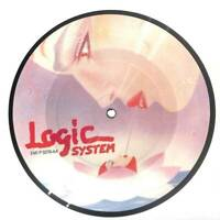 """Logic System - Domino Dance  - Picture Disc - 7"""" Vinyl Record"""