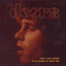 Doors Live at the Matrix in Los Angeles in March 1967 [CD]