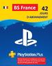 Abonnement 42 Jours PlayStation PS Plus pour PS4 PS3 PS Vita (No Code Lire Desc)