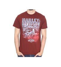 Harley Davidson T Shirt Modell Harley Davidson Est.