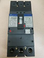 Ge Spectra Sfha36At0250 150 Amp 3 Pole 600 Vac 150 Amp Breaker