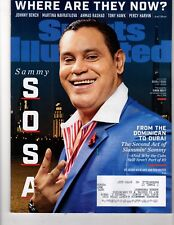 Sports Illustrated - July 9, 2018 - SAMMY SOSA Cover, MLB, Cubs, World Cup