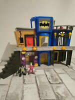 Imaginext - Batman Gotham City Joker Bank With Figures