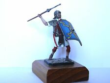 ROMAN LEGIONARY 1ST CENT PRO PAINTED 54 MM METAL MODEL