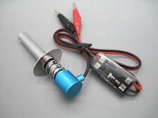 Upgraded 6V -24V Electronic Glow Plug Starter Igniter for Nitro RC car boat heli