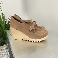 NWOT bc footwear clog wedge heel shoes