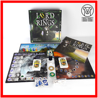 Lord of the Rings Board Game Fantasy LORD Fun Reiner Knizia John Howe by Hasbro