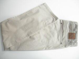 ALBERTO Jeans Gr. 36/32  beige   (K42)