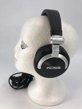 Koss Pro DJ200 Full Size Over-Ear DJ Studio Headphones - Black #DJ832