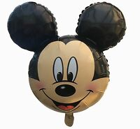 18``Large Shape Mickey&Minnie Mouse birthday party balloon Foil Air Helium Fill