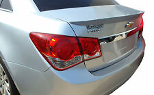 Unpainted Factory Style Flush Rear Wing Spoiler For A Chevrolet Cruze 2011 2015 Fits Cruze