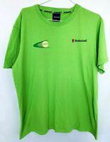 Babolat ATPCA Tennis Training Shirt Green Size L
