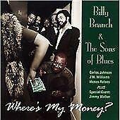 Billy Branch - Where's My Money? (1995)