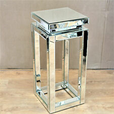 VENETIAN Mirrored diamond Bedside Bed Side Table Cabinet Bedroom Modern