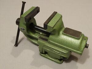 Garant Schraubstock drehbar, Backenbreite 80mm, top Zustand!!! neu