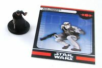 Star Wars Miniature: SITH TROOPER COMMANDER # 11A43