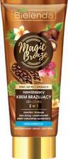 Bielenda Magic Bronze Moisturizing Bronzing Body Cream 2in1 Light Skin 200ml