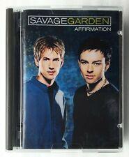 """MiniDisc  Savage Garden   """"Affirmation"""""""