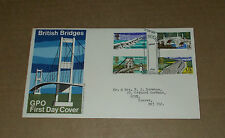 First Day of Issue Architecture Great Britain Stamp Covers