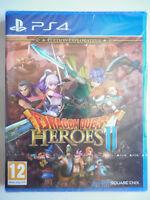 Dragon Quest Heroes II Edition Explorateur Jeu Vidéo PS4 Playstation 4