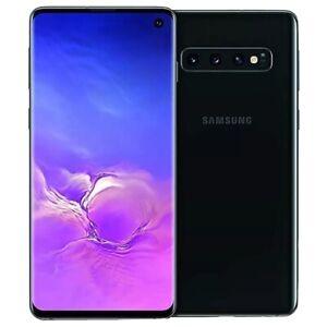 Samsung Galaxy S10 SM-G973F/DS - 128GB - Prism Black (Unlocked) (Dual SIM)