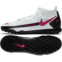 Chaussure de football Nike Phantom Gt Club Df Tf CW6670 160 blanc multicolore