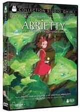 DVD Disney Studio Ghibli Arrietty Le Petit Monde des Chapardeurs Hayao Miyazaki