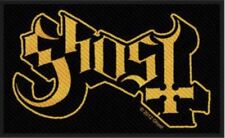 Ghost BC Woven Patch G001P Mercyful Fate Metallica King Diamond Blue Oyster Cult