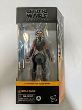 Star Wars Black Series Ashoka Tano The Clone Wars Walmart Exclusive NIB