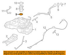 NISSAN OEM 05-18 Altima 2.5L-L4 Fuel System-Fuel Pump Packing 173427Y000