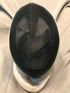 Vintage Santelli NYC Blade Fencing Helmet Mask Wire Mesh Face Guard