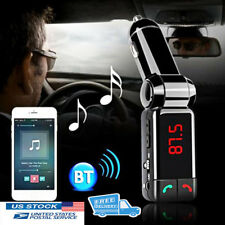 Bluetooth Car FM Transmitter Dual USB Charger Wireless Radio Adapter Mp3 Player