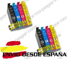 8 CARTUCHOS DE TINTA COMPATIBLE NON OEM PARA EPSON WF-2750DWF T1631/2/3/4