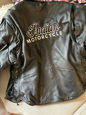 indian motorcycle leather jacket