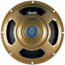 "Celestion G10 Gold 10"" 8 Ohm Alnico Guitar Speaker 40W"