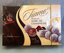 Sarotti Tiamo Feinste Trüffel Dunkler Marc de Champagne 125 g (100 g/2,79€)