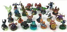 Activision Skylanders Figures Lot of 24 Hex Spiro Drill Sergeant Stealth Elf