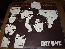 """COMSAT ANGELS day one ( rock ) - 7"""" / 45 - picture sleeve - uk -"""