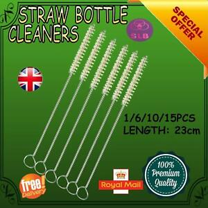 Straw Cleaner Nylon Cleaning Small Brush For Drinking Pipe Tube Baby Milk Bottle