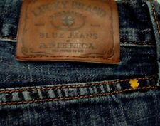 "38 X 30 (US) Men's,""LUCKY BRAND"" VINTAGE STRAIGHT ""361"" JEANS, 100% COTTON"