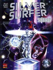 SILVER SURFER: pericolose artefatti Marvel Graphic Novel #4 Hardcover lim.750 EX