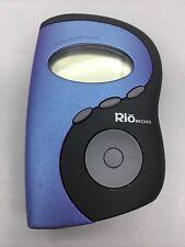 Rio600 Digital Audio Player Color Blue - Fast Shipping - E45