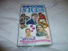 Soccer Studs with zoe ball VHS VIDEO TAPE *809