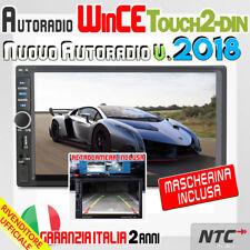 AUTORADIO 2 DIN  +Retrocamera Peugeot 207 307 Jumpy Scudo Citroen C2 C3 da 20...