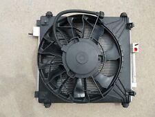 USED 12-17 Tesla Model S OEM Left Front A/C AC Condenser Fan Cooling Radiator