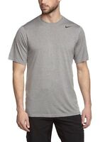 NEW Nike Men's Legend Dri-Fit Poly Short Sleeve Crew Top Shirt Size M #BX