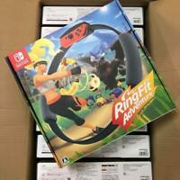 Ring Fit Adventure for Nintendo Switch Usage Standard Edition(2019) Without Game