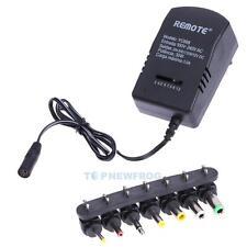 Steckernetzteil 3-4,5-5-6-7,5-9-12V 2,5A 30W Netzteil Netzadapter EU-Stecker