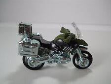 Matchbox BMW Military Police Motorcycle 1/64 Scale JC66